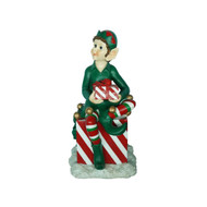 Elf on Christmas Gifts