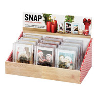 Snap - Festive Water Filled Photo Frame