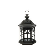 Small Black Gazebo Lantern