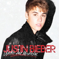 Justin Bieber Christmas CD - Under The Mistletoe