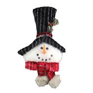 Hanging Snowman ornament