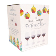 Festive Cheer Red Wine Glass - Dartington Gift Box