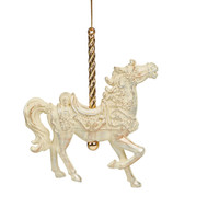 Carousel Horse Hanging Ornament