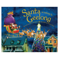 Santa is Coming to Geelong Book