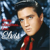 Merry Christmas ... Love, Elvis CD