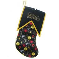 Game of Thrones Shield Christmas Stocking