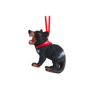 Cowboy Tasmanian Devil Hanging Ornament