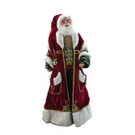 Katherines Collection Life Size Santa Claus