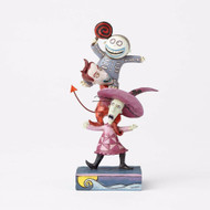 Jim Shore  Lock Shock and Barrel Stacked Figurine