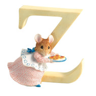 Beatrix Potter Classic - Letter Z Appley Dapply Figurine