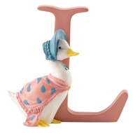 Letter L Jemima Puddle Duck