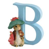 Beatrix Potter Classic - Letter B Benjamin Bunny