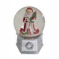 Spode Santa Snow Globe