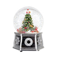 Spode Christmas Tree Snow Globe