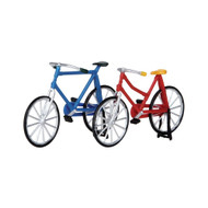 Lemax Bicycles (Set of 2)