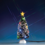 Lemax Multi Light Evergreen Tree - Medium