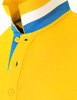 yellow-collar detail
