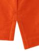 orange-hem detail