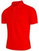 Short Sleeve cotton solid Polo Shirts-Unisex