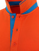 Short Sleeve Dri Fit Three Button Polo Shirt-Unisex