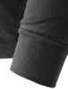 turtleneck black-sleeve detail