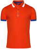 Short Sleeve Dri Fit Spandex Multi Polo Shirt-Unisex