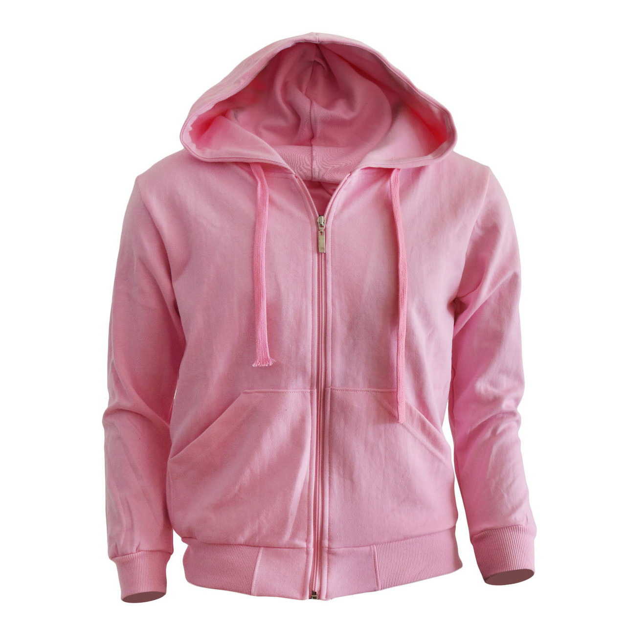 Light Pink Hoodie T Shirt For Unisex Cotton Hoodie T Shirt