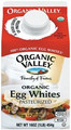 Organic Valley Pasteu Egg Whites