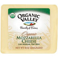 Organic Valley Mozzarelle 8 Oz