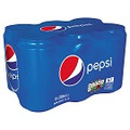 Pepsi 6 Pack (355ml/12 oz)