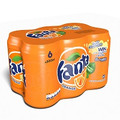 Fanta 6 Pack (355ml/12 oz)