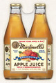 Martinelli's Sparkling Apple Juice 4 Pack (750 ml/25.4 oz each)