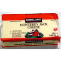 Kirkland Monterey Jack Cheese (907 gm/32 oz)