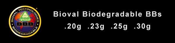 Bioval BBs