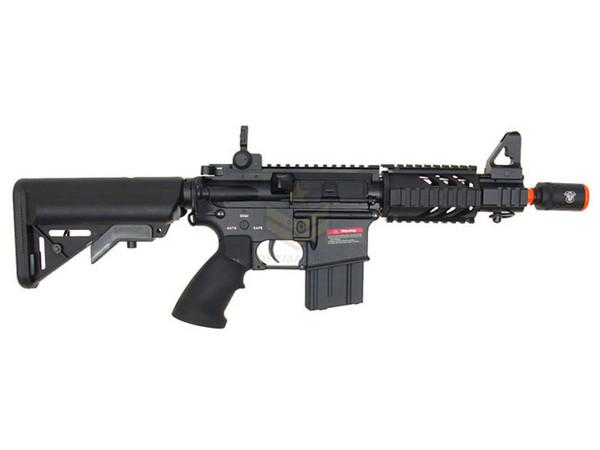 AGM M4 Stubby Killer Full Metal AEG Retractable Stock