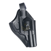 "ASG Holster for Dan Wesson 2.5""-4"" Revolver - Black"