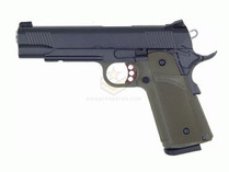 KJW Hi-Capa KP05 GBB Pistol OD Green