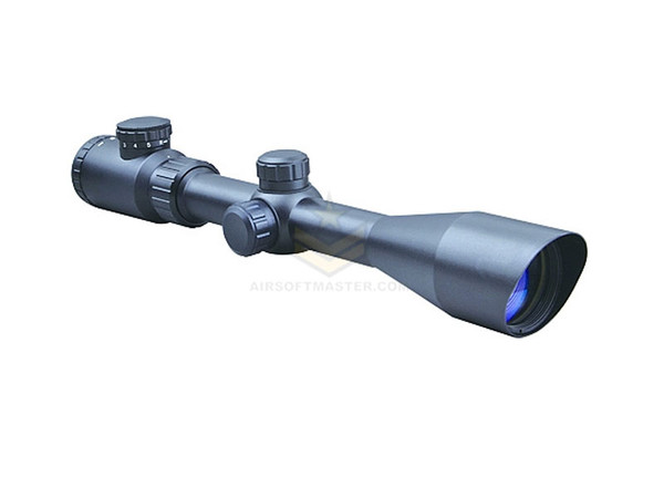 Trinity Force 3-9x40 Red/Green illuminated Scope