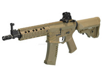 "ARES Amoeba AM-008 Gen5 10"" M4 CQB AEG Dark Earth"