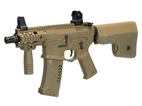 "ARES Amoeba AM-007-DE CG 6"" M4 Stubby AEG Dark Earth"
