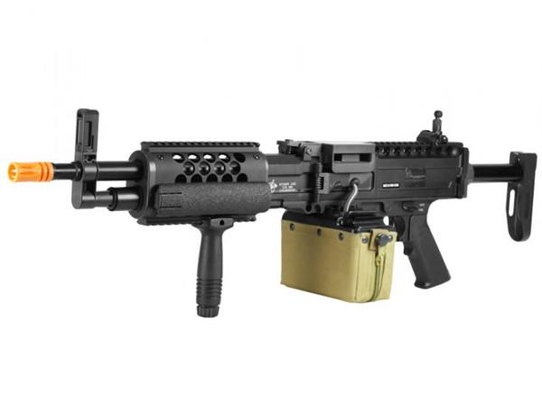 Knights Armament Stoner LMG Full Metal Airsoft Gun