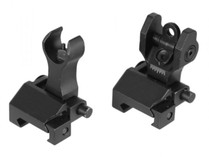 Echo1 Combat Sight Set Black