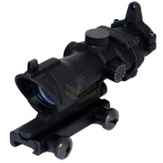 Lancer Tactical CA-405B M4 AR Red & Green Dot Scope