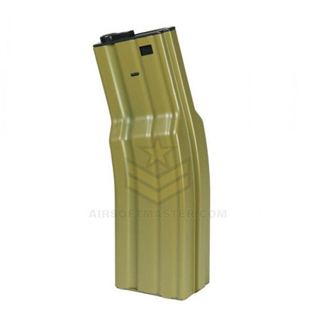 Echo1 Fat Mag M4 M16 850rd Hi-Cap Magazine Tan