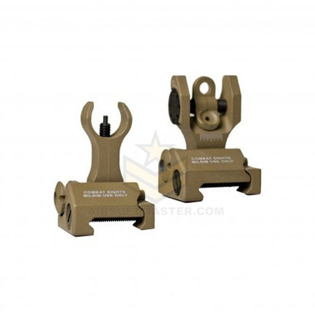 Echo1 Combat Sight Set Tan