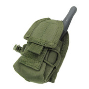 Condor MA58 HHR Small Radio Pouch in OD
