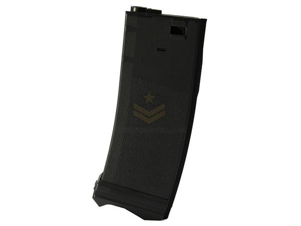 Modify XTC M4 Mid-Cap Magazine 190 Rounds Black