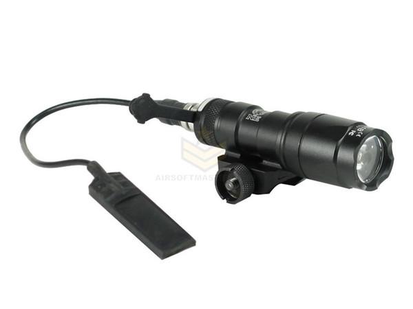 Bravo Mini Tactical Light Black
