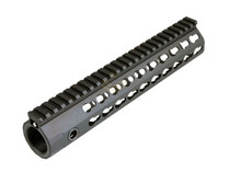"Knight's Armament URX4 10"" Keymod Rail Black"
