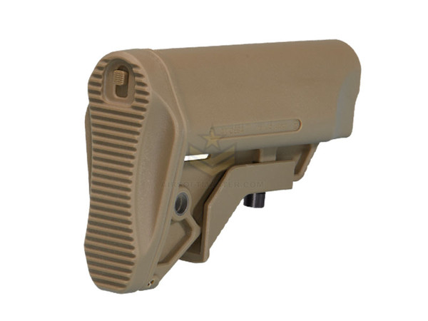 Amoeba ABS-001 Butt Stock Tan